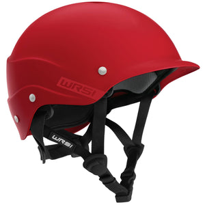 WSRI Current Helmet - Red
