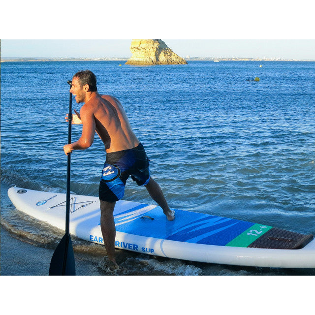 "Earth River SUP 12'6""x32"" Inflatable Stand Up Paddle Board 2016"