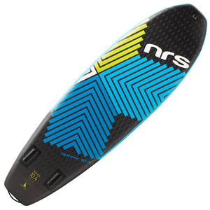 "NRS QUIVER 10'4""x36"" Inflatable Stand Up Paddle Board SUP 2020"