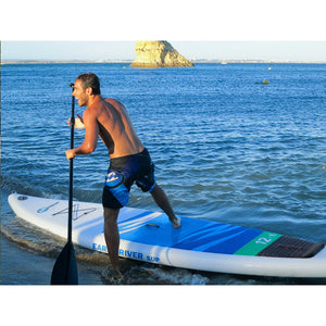 "Earth River SUP 12'6""x32"" Inflatable Stand Up Paddle Board 2016 - RED Badge"
