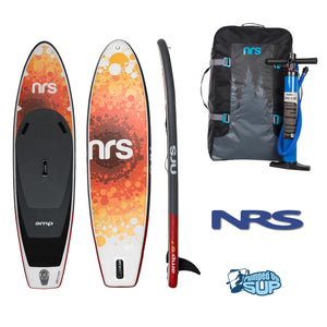 "NRS YOUTH AMP 9'2""x29"" Inflatable Stand Up Paddle Board SUP 2019"
