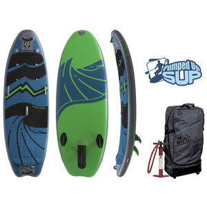 "HALA ATCHA 86 Inflatable SUP (8'6"" x 34"" x 6"") 2021"