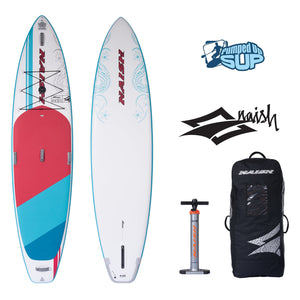 "Naish ALANA AIR 11'6""x34"" Inflatable Stand Up Paddle Board"