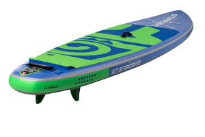 "Starboard BLEND Zen Inflatable SUP 2018 (11'2""x32""x5.5"")"