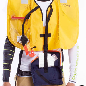 STARBOARD Lifesaver Belt Vest Inflatable PFD
