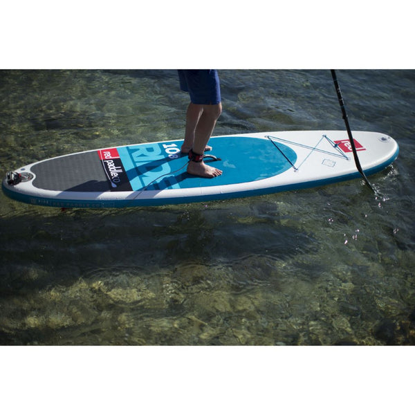 "Red Paddle Co RIDE MSL 10'8""x34"" Inflatable Stand Up Paddle Board 2017"