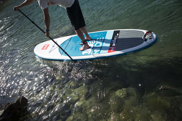 "Red Paddle Co RIDE 10'8""x34"" Inflatable Stand Up Paddle Board 2016"