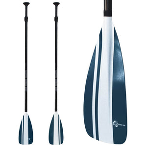 Earth River SUP NRF Blade + ALUMINUM Shaft 2 Piece Adjustable Paddle