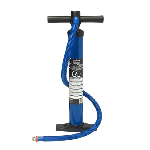 Bravo High Pressure Dual Action SUP Pump With 30 PSI Pressure Gauge
