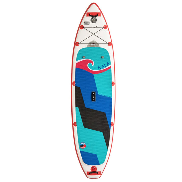 "HALA CARBON STRAIGHT UP Inflatable SUP 2017 (10'6 x 32"" x 6"")"