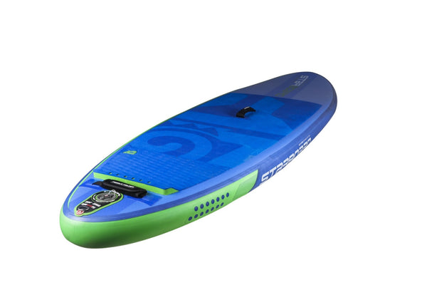 "Starboard WHOPPER Zen Inflatable SUP 2017 (10'0""x35""x4.75"")"