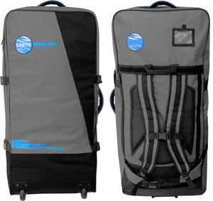 Earth River SUP Deluxe Rolling Backpack - Grey