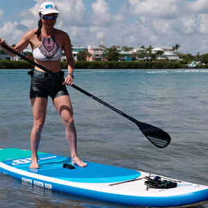 "Earth River SUP 10-7 SKYLAKE BLUE™ Inflatable Paddle Board 2019 (10'7""x32""x5"")"