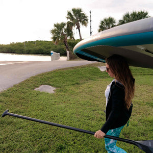 "Earth River SUP 11-0 V-II Inflatable Paddle Board 2018 (11'0""x34""x5"")"