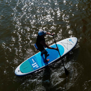 "Earth River SUP 11-0 SKYLAKE BLUE™ Inflatable Paddle Board 2019/2020 (11'0""x34""x5"")"