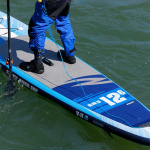 "Reserved Schaefer - Earth River SUP 12-6 V3 Inflatable Paddle Board 2019/2020 (12'6""x32""x6"")"
