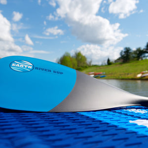 ADD a FREE or UPGRADE PADDLE with an EARTH RIVER SUP 2019 board purchase