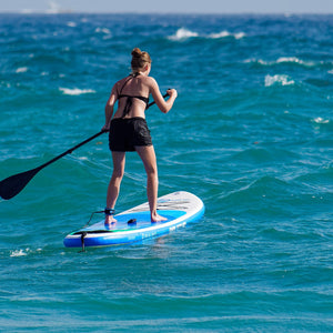 "Earth River SUP 11-0 SKYLAKE GREEN™ Inflatable Paddle Board 2019/2020 (11'0""x34""x5"")"