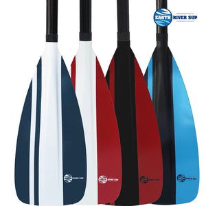 Earth River SUP NRF Blade + FIBERGLASS Shaft 2 Piece Adjustable Paddle