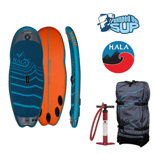 "HALA Milligram Inflatable SUP (6'11 X 30"" X 5"") 2020"