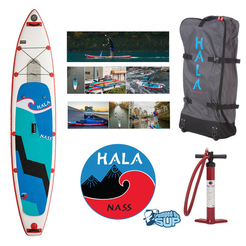 "HALA CARBON NASS 12'6 Inflatable SUP 2017 (12'6 x 30"" x 6"")"