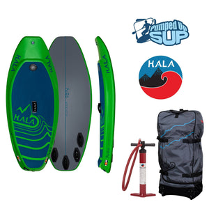 "HALA PENO Inflatable SUP (6'11"" x 32"" x 3+2"") 2020"