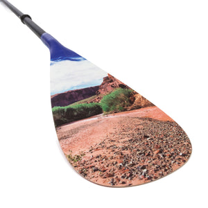 HALA RIVAL Carbon Adjustable 3 Piece Travel SUP Paddle