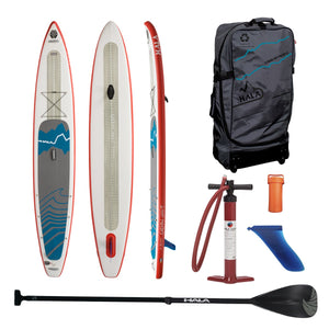 "HALA CARBON NASS-T Inflatable SUP (14'0"" x 28"" x 5"") 2021"