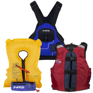 ADD a PFD with an EARTH RIVER SUP board purchase