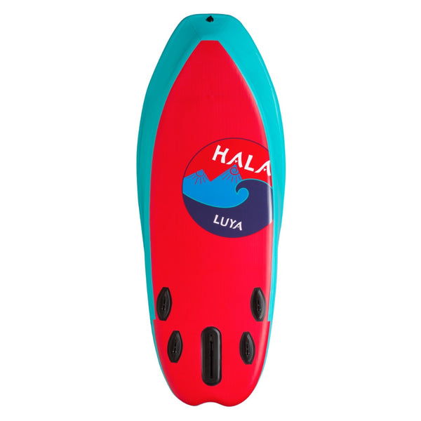 "HALA LUYA STOMP Inflatable SUP 2017 (8'8"" x 38"" x 6""+3"")"