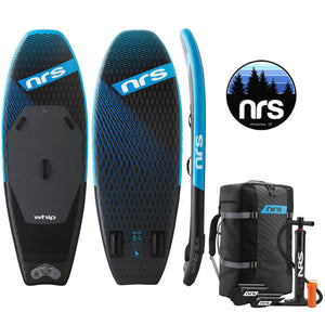 "NRS WHIP 8'4""x34"" Inflatable Stand Up Paddle Board SUP 2020"