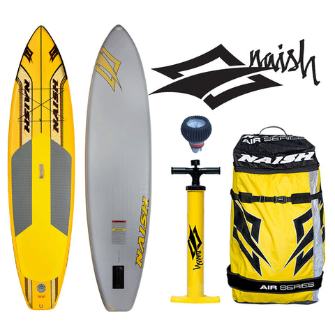 "Naish GLIDE AIR 12'0""x34"" Inflatable Stand Up Paddle Board 2016"