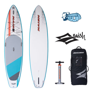 "Naish GLIDE AIR 12'0""x34"" Inflatable Stand Up Paddle Board 2020"