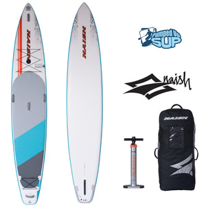 "Naish GLIDE AIR 14'0""x30"" Inflatable Stand Up Paddle Board 2020"