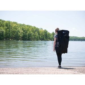 Earth River SUP Deluxe ROLLING Backpack
