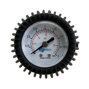 ADD an ERS Hand Held Pressure Gauge (MSRP $29)