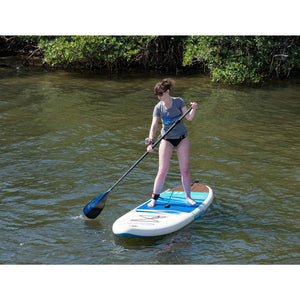 "RESTON - Earth River SUP 11-0 SKYLAKE Inflatable Paddle Board 2017 (11'0""x34""x5"")"