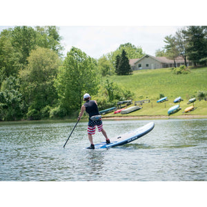 "Earth River SUP 12-6 V-II Inflatable Paddle Board 2017 (12'6""x32""x6"")"