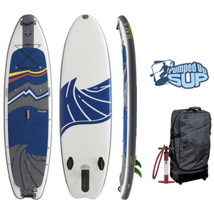 "HALA RADO Inflatable SUP (10'10"" x 35"" x 6"") 2021"