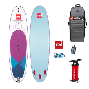 "Red Paddle Co RIDE SPECIAL EDITION 10'6""x32"" Inflatable Stand Up Paddle Board SUP 2020"