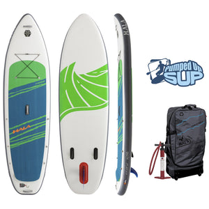 "HALA HOSS Inflatable SUP (10'10"" x 35"" x 6"") 2021"