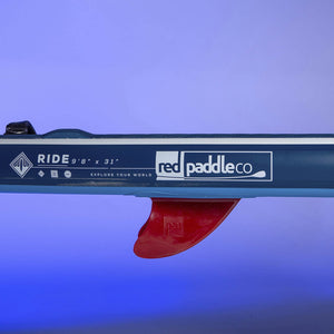 2021 Red Paddle Co 9'8 Ride Inflatable SUP