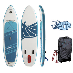 "HALA STRAIGHT UP Inflatable SUP (10'0"" x 33"" x 6"") 2021"