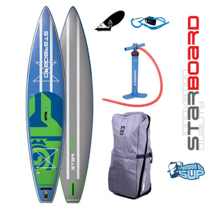 "Starboard TOURING ZEN Inflatable SUP 2018 (12'6""x31""x6"")"