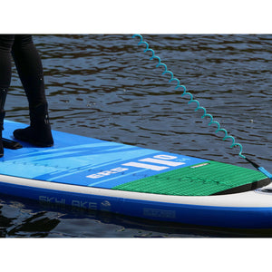 "OPEN BOX Earth River SUP 11-0 SKYLAKE GREEN™ Inflatable Paddle Board 2018 (11'0""x34""x5"")"