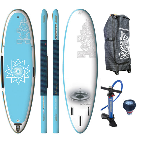 "Starboard YOGA DASHAMA 10'0""x35"" Inflatable Stand Up Paddle Board 2016"