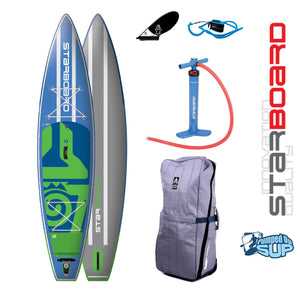 "Starboard TOURING Zen Inflatable SUP 2018 (11'6""x30""x6"")"