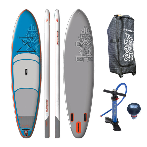 "Starboard WIDE POINT 10'5""x32"" Inflatable Stand Up Paddle Board 2016"