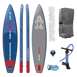 "Starboard TOURING 11'6 Deluxe Inflatable SUP 2017 (11'6""x30""x6"")"