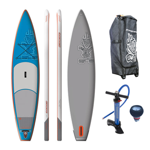 "Starboard TOURING 12'6""x31"" Inflatable Stand Up Paddle Board 2016"